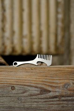 CliffOriginal••Beard Comb/Bottle Opener