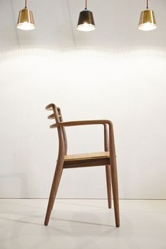 TOR Stackable Chair by David Irwin for Dare Studio http://www.design42day.com/market-news/stackable-chair-david-irwin/