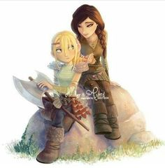 Shared by Leysir. Find images and videos about how to train your dragon, httyd and astrid on We Heart It - the app to get lost in what you love.
