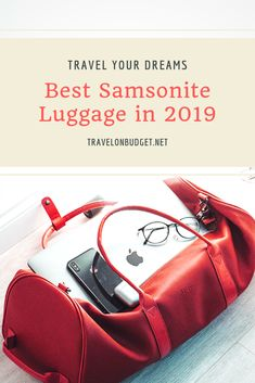 Samsonite was created almost 100 years ago and is now one of the best-acclaimed and trusted luggage brands in the US. With a wide and varied product range. Best Suitcases, Samsonite Luggage, Luggage Brands, Travel Gadgets, In 2019, Travel Essentials, Travel Style, Range, Tips