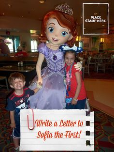 "In 2015, Sofia the First took time to answer letters from some of her biggest fans through a program called ""Dear Sofia"".  As of December 31, ..."