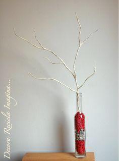 """En """"El otoño de Anna"""" os prometí un tutorial sobre cómo hacer ramas. Parece que lo más sencillo sea salir al campo y coger unas ramitas caí..."""