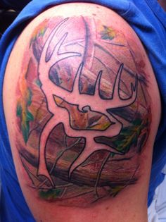 Rob on pinterest fishing tattoos hunting and deer tattoo for Buck commander tattoo