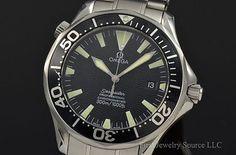 Mens Omega Seamaster Professional Chronometer 300M Automatic Watch 2254.50