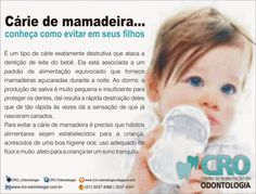 CRO   Centro de Reabilitação em Odontologia: Cárie de mamadeira.