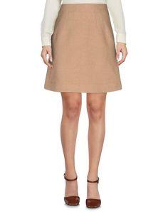 PHILOSOPHY DI LORENZO SERAFINI Mini skirt. #philosophydilorenzoserafini #cloth #dress #top #skirt #pant #coat #jacket #jecket #beachwear #