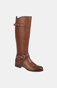 Naturalizer 'Juletta' Tall Riding Boot (Wide Calf) (Online Only) available at #Nordstrom. I need these for Fall pronto