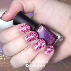 DIY Nail Stamp Manicure - The most beautiful nail designs Kids Manicure, Manicure At Home, Manicure Ideas, Beauty Tutorials, Nail Tutorials, Dollar Store Crafts, Diy Crafts To Sell, Dollar Stores, Kid Crafts