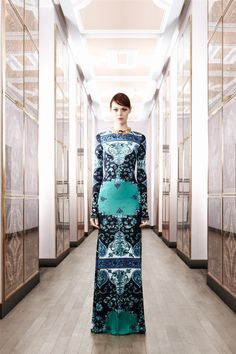 Emilio Pucci Pre-Fall 2012 - Review - Fashion Week - Runway, Fashion Shows and Collections - Vogue