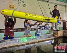University researchers in China have completed testing on a new, autonomous unmanned mini-submarine, Chinese state media reported. The reports said that researchers at Tianjin University completed a sea test of the Haiyan, an autonomous underwater unmanned vehicle (UUV).