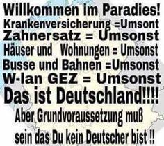 Aber mal ne gute Frage an alle: WER würde DAS Angebot NICHT annehmen??? Es sind einfach unsere Parteien, welche einfach nur Scheiße bauen!! Wir Deutsche können nur zahlen, zwischen Cholera und Pest wählen und unsere Schnautze halten. Sonst gibt es einen mit der Nazikeule!!!!
