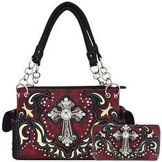 Concealed Carry Purse, Best Purses, Vera Bradley Tote, Leather Satchel Handbags, Shoulder Handbags, Shoulder Bags, Nylon Bag, Wallets For Women, Cross Body Handbags