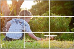 Composition: Rule of Thirds | Click it Up a NotchClick it Up a Notch