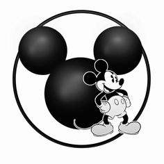 Precious Mickey and Minnie Heads. Minnie Y Mickey Mouse, Classic Mickey Mouse, Mickey Head, Polymer Clay Sculptures, Sculpture Clay, Mickey Mouse Pictures, Disney Printables, Mickey And Friends