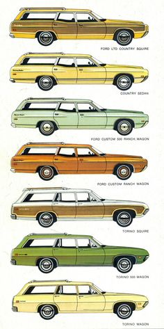 1971 Ford Station Wagon Range | Flickr - Photo Sharing!