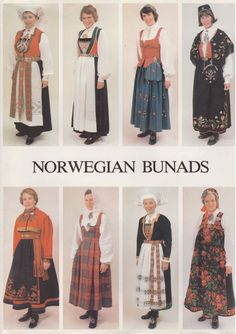 Traditional Fashion, Traditional Dresses, Folk Costume, Costumes, Norwegian Clothing, Modest Fashion, Fashion Outfits, Frozen Costume, Historical Clothing