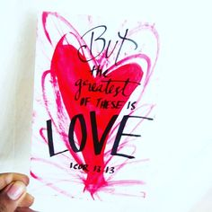 The greatest love of em all  #handmade #poster #scripture #artistsofinstagram #design #shepaintstruth  #bibleverseart#illustrator  #wordsofwisdom #illustratedfaith #bibleverse #faith #chennai #India #icad #biblejournaling #calligraphy  #typography #lettering #handlettering #handwritten #dailytype #art #goodtype #typespire #type #christiancreative by themerlinestouch