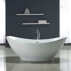 shop ove decors tina bathtub at loweu0027s canada find our selection of bathtubs u0026 - Bathtubs Lowes