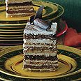 Twelve-layer Mocha Cake. Takes four and a half hours to make, but all of the reviews say it's more than worth it.