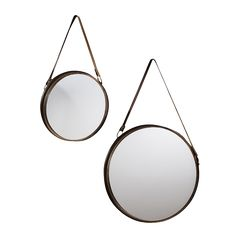 Set of 2 Marston Mirrors