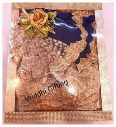 Indian Wedding Trousseau Gift Packing.
