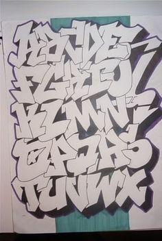 graffiti alphabet,graffiti letters,alphabet graffiti