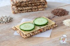Healthy Low Carb Recipes, Ketogenic Recipes, Keto On The Go, Low Carb Crackers, Chips, Go For It, Savoury Dishes, Weight Watchers Meals, Lchf