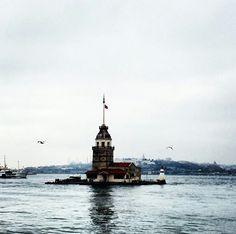 Kızkulesi / istanbul Turkiye
