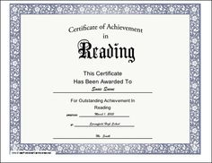 This Rope Jumping Achievement certificate features a ...