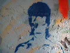 DAVID BOWIE + STREET ART