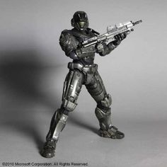 Halo Reach Square Enix Play Arts Kai Series 1 « Holiday Adds