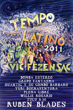 Festival Tempo Latino à Vic-Fezensac
