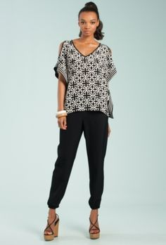 Trina Turk | Amabel Top...come get yours today @ Mel's Kloset