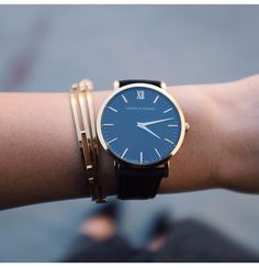 What watch are you wearing?