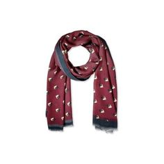 Shopping Guide 10 Scarves to Consider This Winter ❤ liked on Polyvore featuring menswear