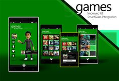 Xbox Games for Windows Phone 8.1 updated