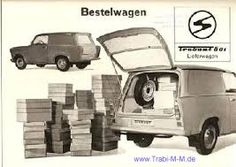 Trabant Bestelwagen