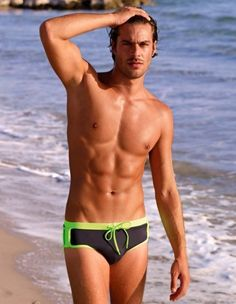 Men's Swimsuits Summer 2013 Trends Special: between classic and sporty proposed by Calzedonia ~ Men Chic- Men's Fashion and Lifestyle Online Magazine