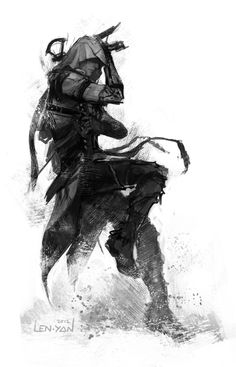 connor kenway ★assassin's creed III