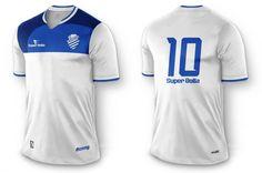 Camisas do CSA 2015 Super Bolla reserva