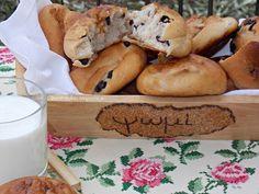 Apriti Sesamo - Cucina greca e non solo: Panini all'uva passa