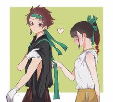 Cute Anime Pics, Anime Love, Otaku Anime, Manga Anime, Manga Drawing Tutorials, Ship Drawing, Demon Hunter, Dragon Slayer, Love Illustration