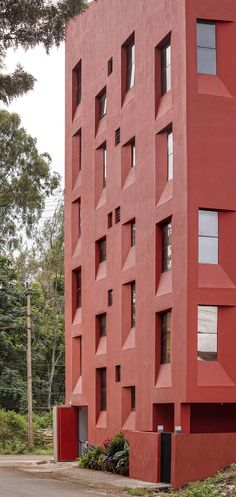 Gallery of Stacked Student Housing / Thirdspace Architecture Studio - 3