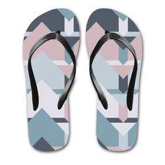 Scandi Waves Flip Flops by Daniela di Niro (@DesigndN) from €17.00 | miPic
