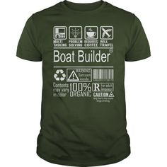 Boat Builder Multitasking Job Title TShirt.Search Bar On The Top To Find The Best One (NAME , AGE , HOBBIES , DOGS , JOBS , PETS...) For You.  Guys Tee Hoodie Sweat Shirt Ladies Tee Guys V-Neck Ladies V-Neck Unisex Tank Top Unisex Longsleeve Tee Funny Builder T Shirt T Shirt Builder Roblox Bob The Builder T Shirt Builder Bum T Shirt