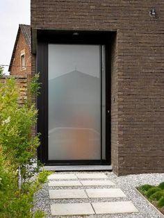 Aluminium ramen en deuren te Kontich