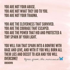 Are you looking for a way out of an abusive relationship with a narcissist? Break free by emotionally unhooking from toxic patterns, and starve the narcissist using these steps. Abusive Relationship Quotes, Toxic Relationships, Leaving A Relationship, Relationship Tips, Survivor Quotes, Abuse Survivor, Trauma Quotes, Child Abuse Quotes, Verbal Abuse Quotes