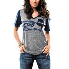 Jerseys NFL Online - pro line womens seattle seahawks cooper helfet team color jersey