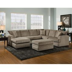 Found it at Wayfair - Main Sectional