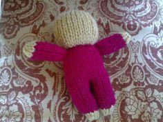 JUD artes: Bebês em tricô . . .